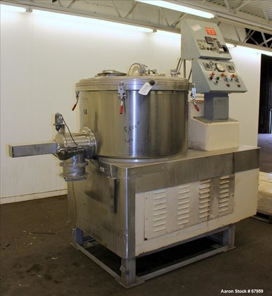 Used- Lodige High Speed Mixer