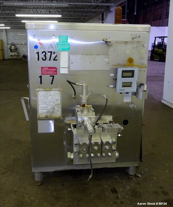 Used- APV Crepaco Homogenizer, Model