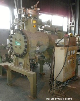 Used- Lodige Plow Mixer/Reactor, Type