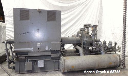 Used- Joy Manufacturing Company Turbo