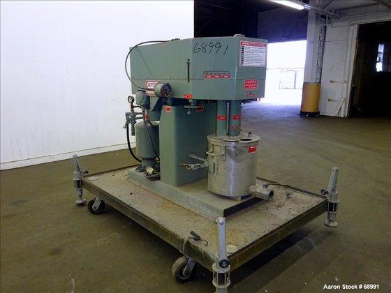 Used- Myers Engineering Triple Shaft
