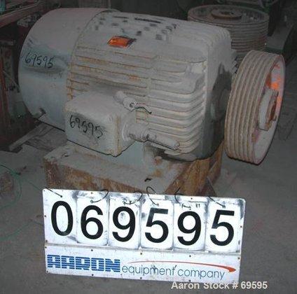 UNUSED: Canadian General Electric TEFC
