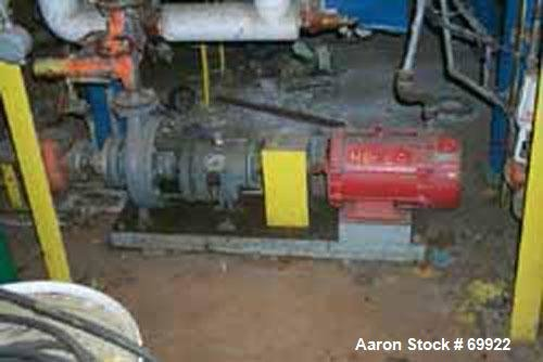 Used- Power Dynamics Centrifugal Pump,