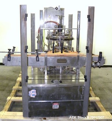 Used- Biner Ellison 6 Head