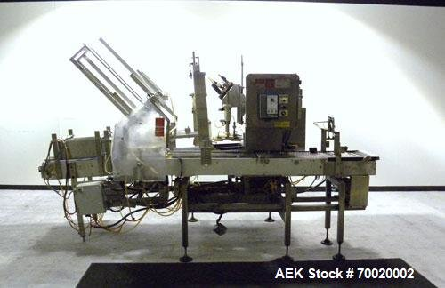 Used- Delkor Spot-Pak Packaging, Model