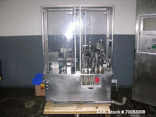 Used-Bausch & Strobel Ampoules Filling