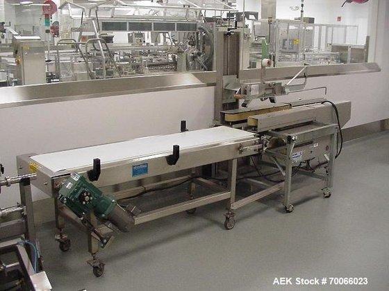 Used-Sterling Belt Conveyor, 6' x