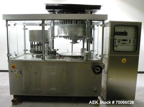 Used- MG2 Capsule Filler, Model