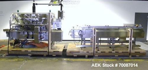 Used- Klockner Tevopharm Model Pack-2000