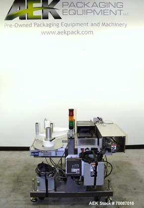 Used- New Jersey Machine Print
