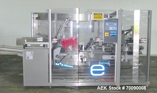 Used- Uhlmann Model E4040 Case