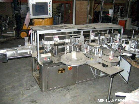 Used-Sancoa Automatic High Speed Redundant