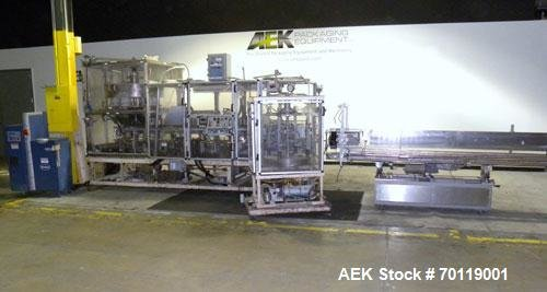 Used- Yeaman Machine VCM-1000 Vertical