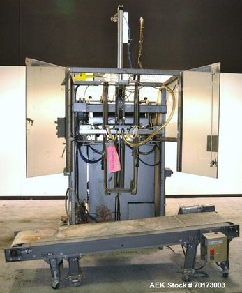 Used- Bemis Packaging Machinery Model