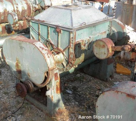 Used- Guittard Double Arm Mixer,