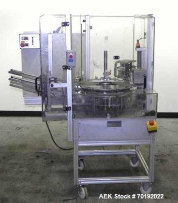 Used- Brunner Model VC Vertical