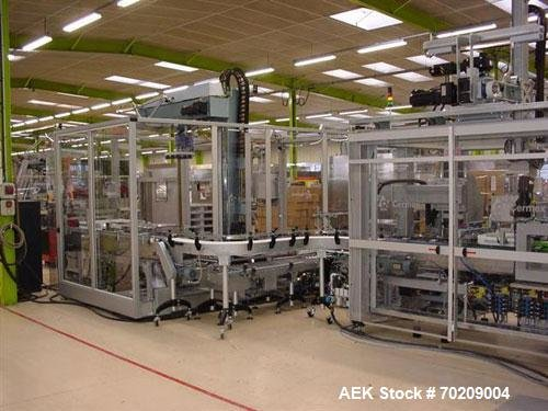 Used- Cermex Gebo P922 Gantry