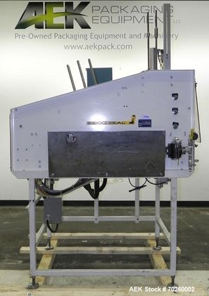 Used- Econocorp Econoform Automatic Paperboard