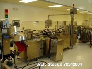 Used- MGS, Model HCM-750 Continuous