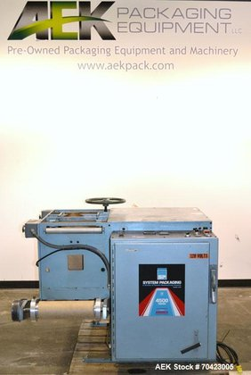 Used- Systems Packaging Model 4500-12