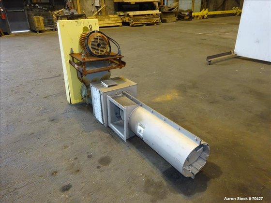 Unused- KWS Screw Conveyor, Model