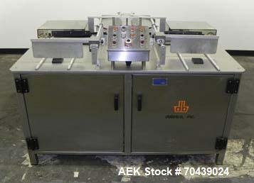 Used- Dabrico Pharmaceutical Vial Trayer.