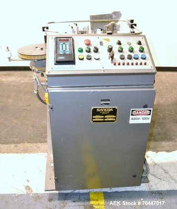 Used- Sancoa Labeling Systems Outsert