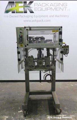Used- Resina Model RT20-90 Snap