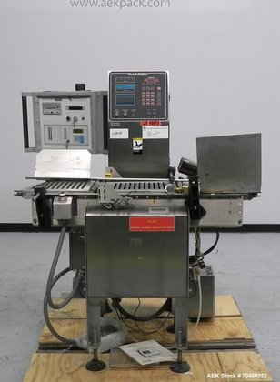 Used- Ramsey Model Accucheck 8000