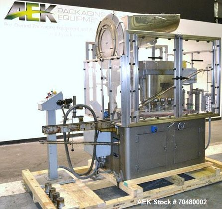 Used- Resina Model U40 Automatic