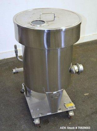 Used- Schubert Co Capsolut Washers/Rinser,