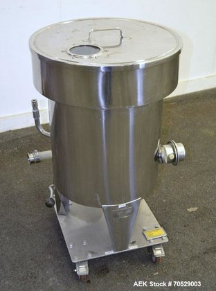 Used- Schubert Co Capsolut Washers/Rinser,