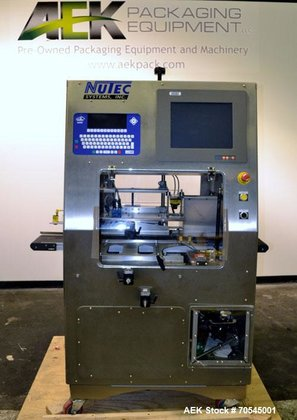 Used- Nutec Systems Pharmacarton Coding
