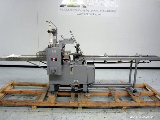 Used- Doboy Model Scotty II