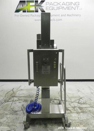 Used- Palamatic Model PALPharmaMove Isolator