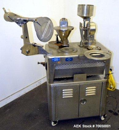 Used- Parke-Davis Type 8 Semi-Automatic