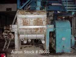 USED: AMK mixer/extruder, model VIU900I,