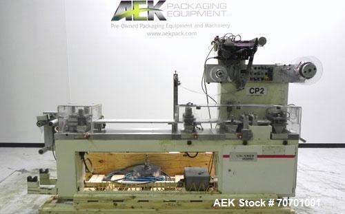 Used- Klockner Model CP2 Blister