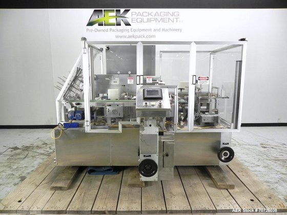 Used- Cam Model NCX Tray/Display