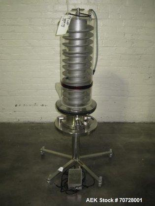 Used- Kramer Deduster, Model 92/250.