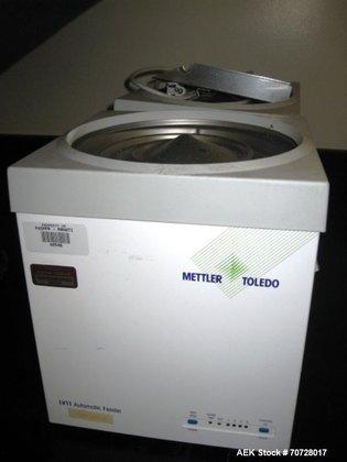 Used- Mettler Toledo Auto Feeder,