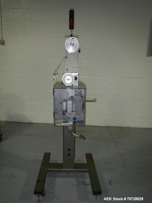 Used- AZCO Sur-Pak Pouch Dispenser,