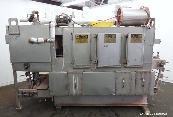 Used- Cincinnati Industrial Machinery Mold