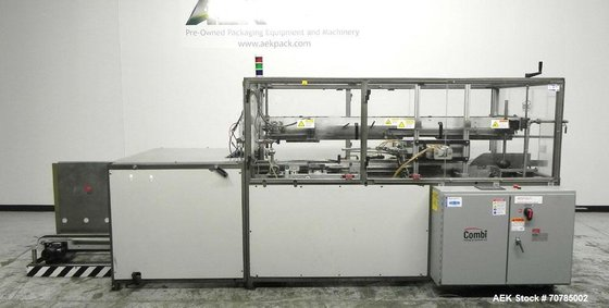 Used- Combi Packaging Systems Model