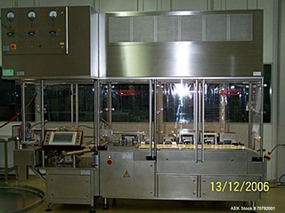 Used-Alphacos Infusion Bag Filling System,