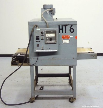 Used- Shanklin T-6XL Single Chamber