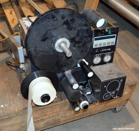 Used- Label-Aire 2111M Pressure Sensitive