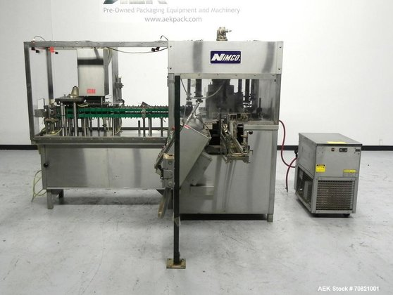 Used- Nimco Model 565E Gable