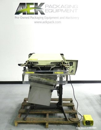 Used- Autobag (Automated Packaging) Model