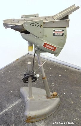 Used- Stokes Tablet Duster, Model